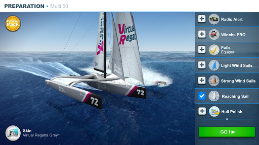 Virtual Regatta Offshore 3.8.5 {cheat|hack|gameplay|apk mod|resources generator} 5