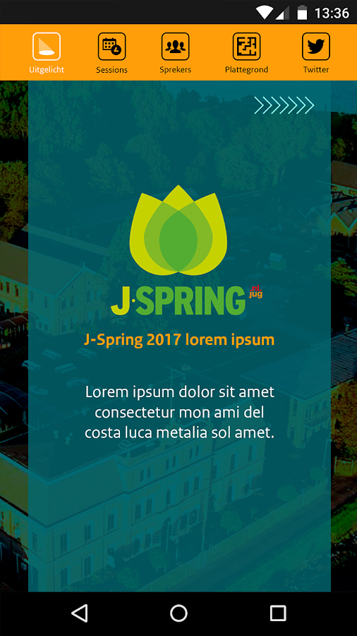 J-Spring 2017- screenshot