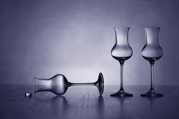 Bicchieri di soldato