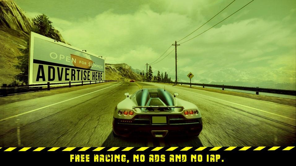 Real STEAL Racing- screenshot