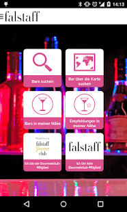 Barguide Falstaff- screenshot thumbnail