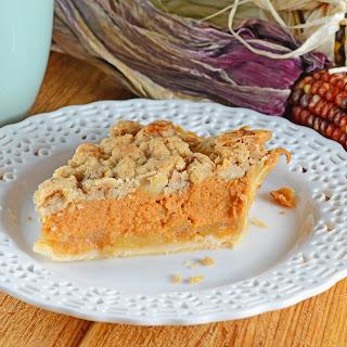 Pumpkin Apple Pie with Pecan Crust Recipe