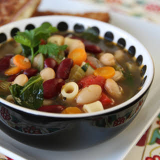 Minestrone Soup Recipes.