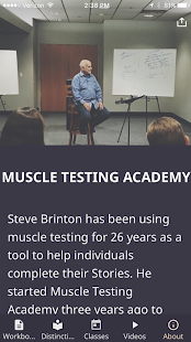 Muscle Testing Academy - náhled