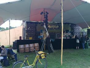 Photo: bar tent
