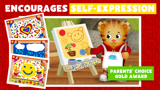 Daniel Tiger Grr-ific Feelings- screenshot thumbnail