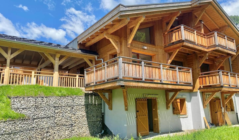 Appartement avec terrasse Samoens