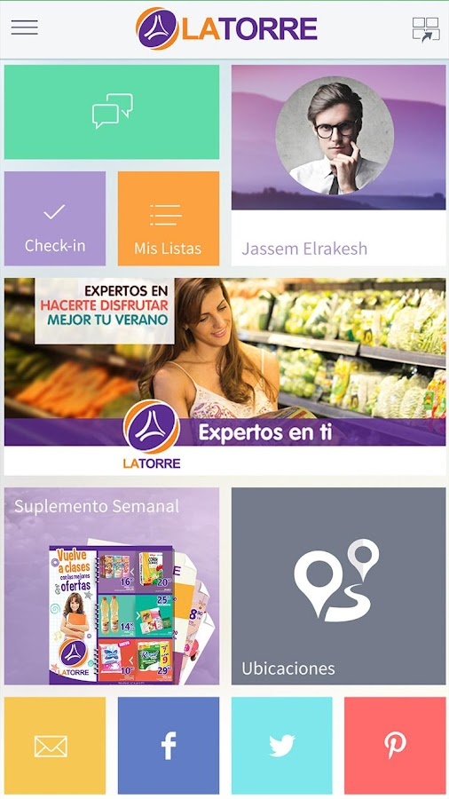 Supermercados La Torre- screenshot
