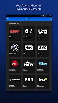 PlayStation Vue Mobile