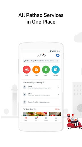 Pathao 3.9.3 screenshots 1