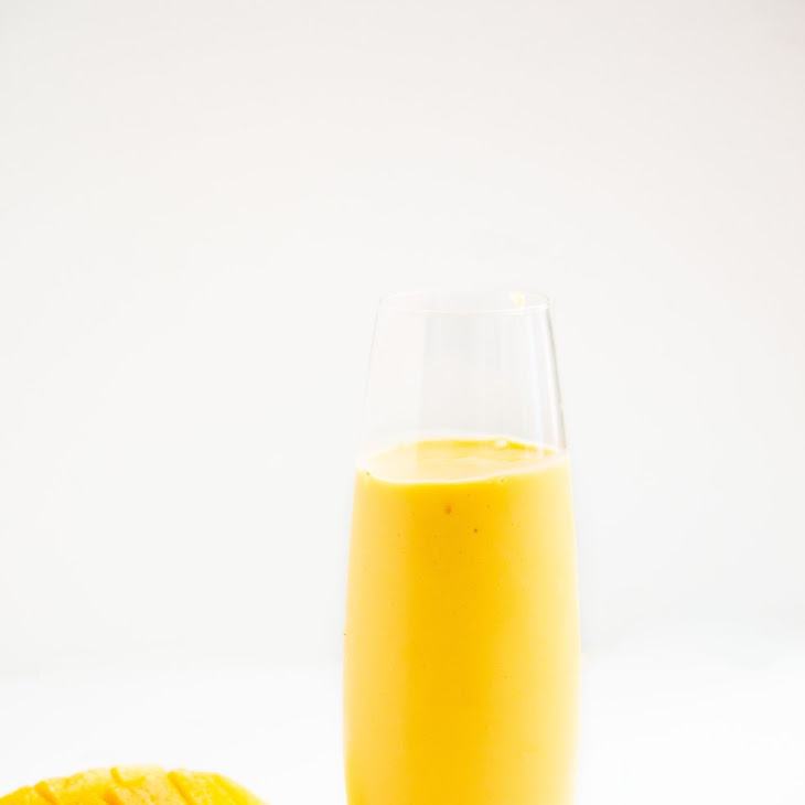 Greek Yoghurt Mango Smoothie Recipe | Yummly