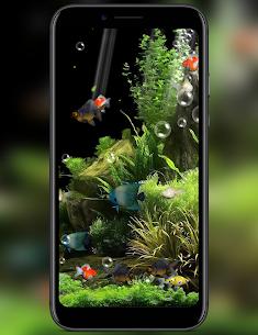 Aquarium 3D Live Wallpaper Apk 5