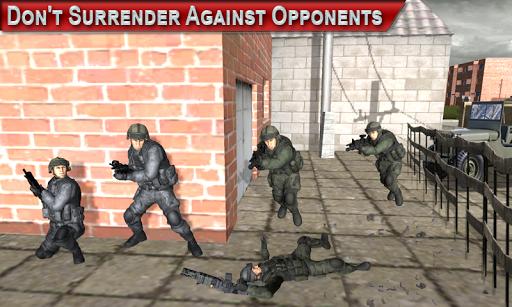 Modern Commando Action Games  screenshots 2