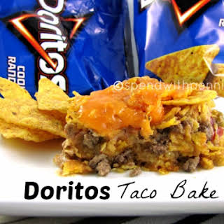 Doritos Taco Bake.