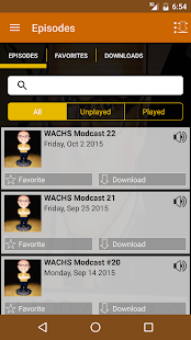 House of WACHS Modcast- screenshot thumbnail