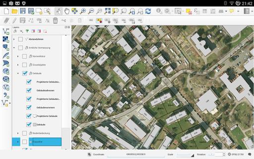 QGIS - Experimental  screenshots 2