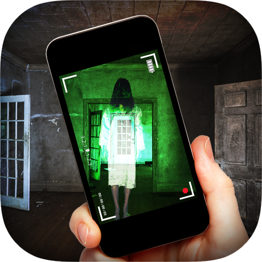 Ghost Detector Prank - Ghost Detector Camera Icon