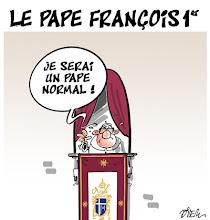 Photo: 14 03 2013_François 1er, le nouveau pape