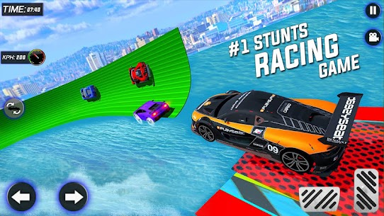 Extreme City GT Car Stunts 2