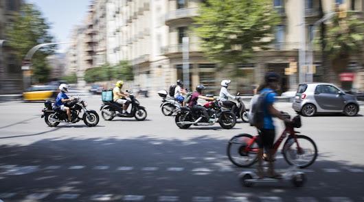 DGT: nuevas medidas para mejorar la seguridad de los motoristas