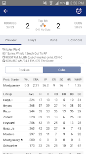 Baseball Schedule for Rays: Live Scores & Stats - náhled