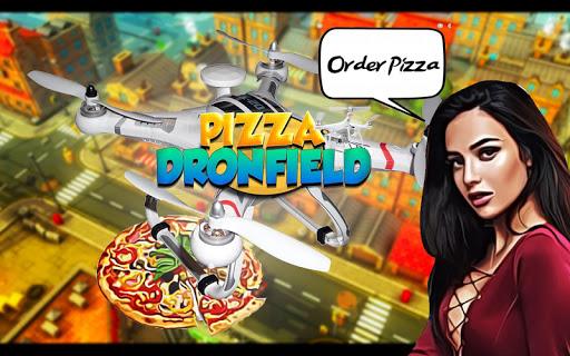 Télécharger gratuit Drone Pizza Home Deliver online APK MOD 1