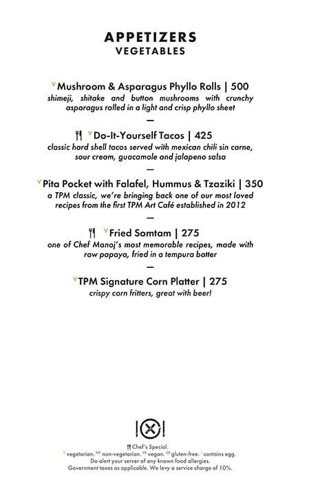 Dirty Apron menu 30