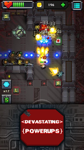 Strike Force 90s : Hero Shooter - War Machines 1.0.6 screenshots 6