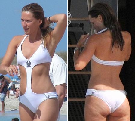 Women naked undressing gif