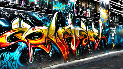 Graffiti HD Live Wallpaper