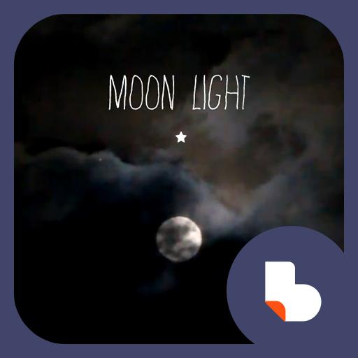 밤하늘 움짤 버즈런처 테마 (홈팩)