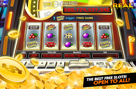 all slots casino open