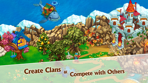 Harvest Land: Farm & City Building apkdebit screenshots 18