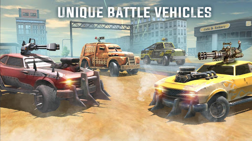 Death Race Road Battle 1.7 screenshots 2