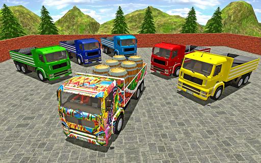 3D Truck Driving Simulator - Real Driving Games screenshot 9
