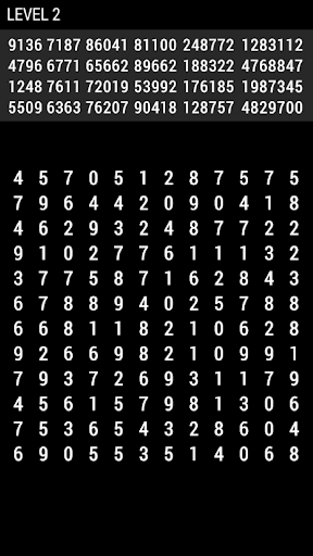 Number Search 1st android2mod screenshots 1