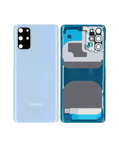 Galaxy S20 Plus Back Cover Blue