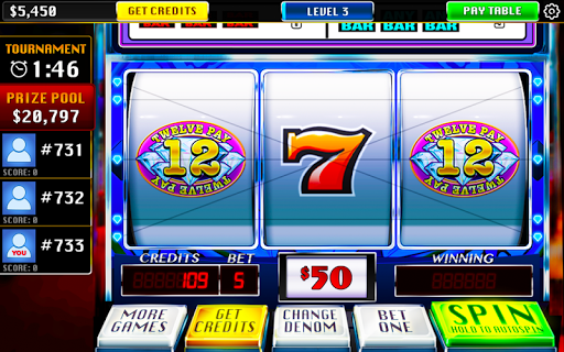 Real Casino Vegas:777 Classic Slots & Casino Games apkpoly screenshots 14