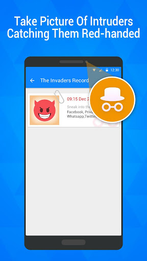 DU Antivirus Security - Applock & Privacy Guard Screenshot