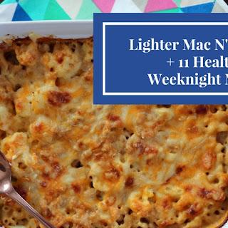 Healthy Baked Mac n' Cheese