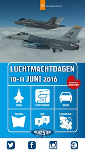 Luchtmacht Dagen 2016- screenshot thumbnail