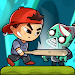 Brave Kids And Zombies - Sboy World Adventure icon