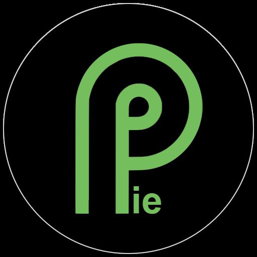 Android P Black Theme for LG V30 G6