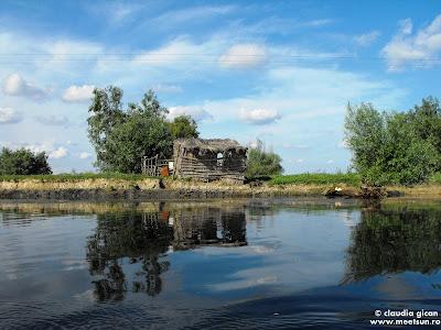 Delta Dunarii - case localnici