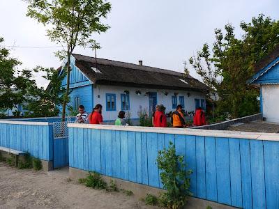 satul lipovenesc - case din Letea
