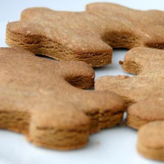 Simple Chestnut Flour Cookies.