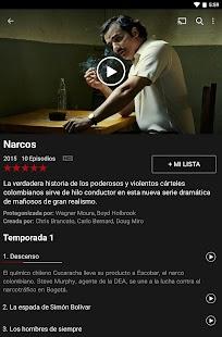 Netflix: miniatura de captura de pantalla