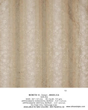 Photo: Moneta 10 - Design ANGELICA - photo to show repeat
