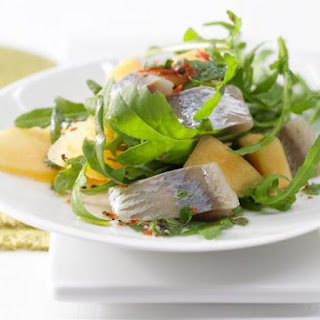 Pickled Herring Salad