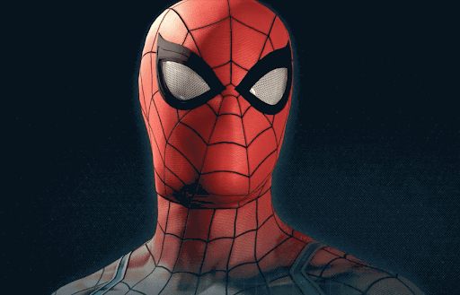 スパイダーマン